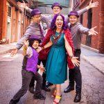 Lucy Kalantari and the Jazz Cats